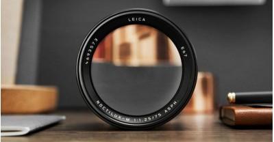 Leica Noctilux-M 75mm f/1.25 - объектив мечты, ценой 12,795 $