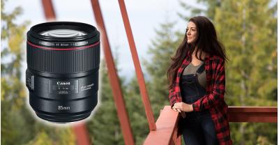 Новый Canon 85mm F1.4L IS USM (примеры снимков)
