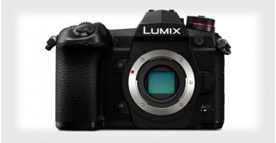 Panasonic Lumix G9: режим высокого разрешения 80MP и стабилизация 6.5-стопов