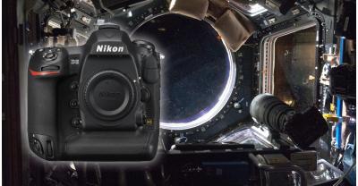 10 камер Nikon D5 доставлено на МКС