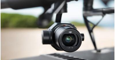 DJI Zenmuse X7: первая Super 35-mm камера для аэросъемки
