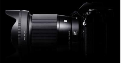 Sigma представила первый 16-мм объектив f / 1.4 для беззеркальных фотоаппаратов Sony