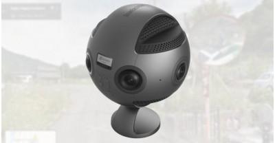 Эта камера за 3,500 долларов может помочь вашему автомобилю снимать для Google Street View