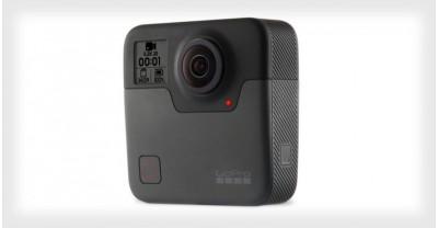 GoPro анонсирует Fusion, 5.2K 360 ° камеру с OverCapture