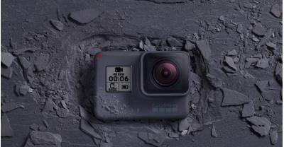 GoPro показала новую HERO6 Black с 4K 60fps видео и новым GP1 Chip