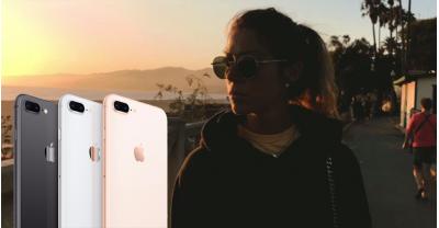 Первое кинематографическое 4K видео снятое на iPhone 8 Plus