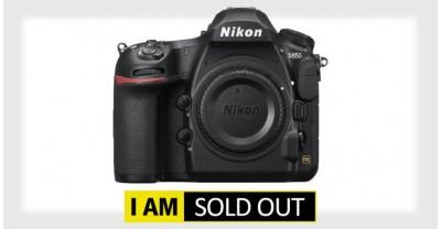 Спрос на новый D850 значительно превысил ожидания Nikon