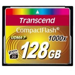 Карта памяти Transcend CompactFlash 128 GB 1000x (TS128GCF1000)