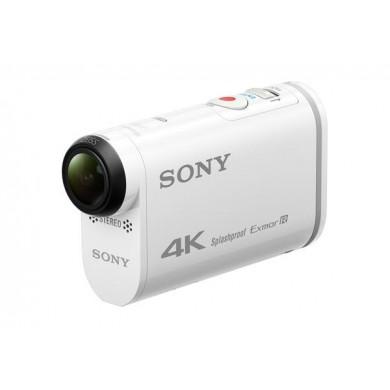 Экшн-камера Sony FDR-X1000V с пультом д/у RM-LVR2