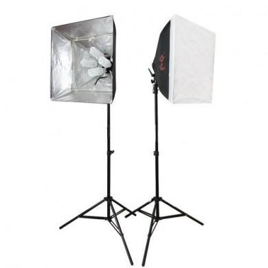Набор LED света Falcon Eyes LH-ESB6060K