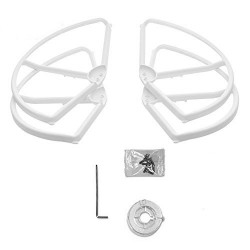 DJI Phantom 3 Properller Guard (Part 2)