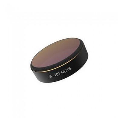 ND светофильтр для квадрокоптера DJI Phantom 4 Pro / Pro V2.0 / Advanced, PGYTECH HD ND 16