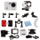 Экшн-камера ATRIX ProAction H9 4K Ultra HD (silver)