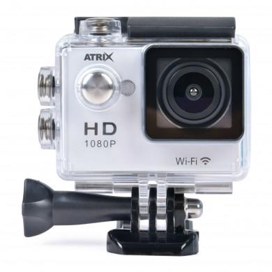 Экшн-камера ATRIX ProAction W9 Full HD (silver)