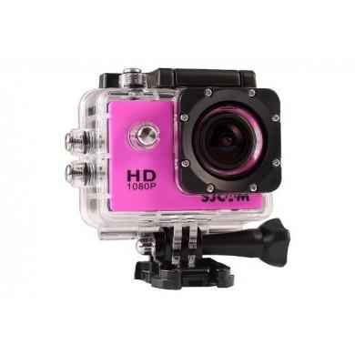 Экшн-камера SJCam SJ4000 (Pink)