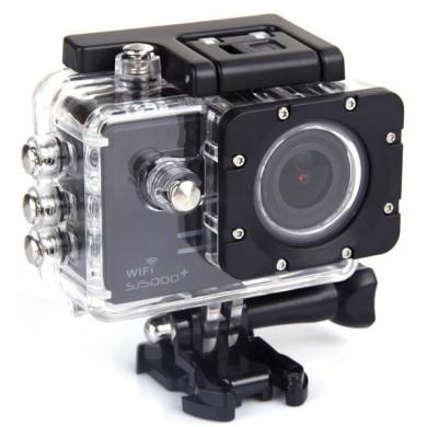 Экшн-камера SJCam SJ5000+ WIFI 1080p 60fps (черный)