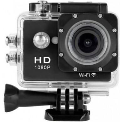 Экшн-камера SportCam WiFi black