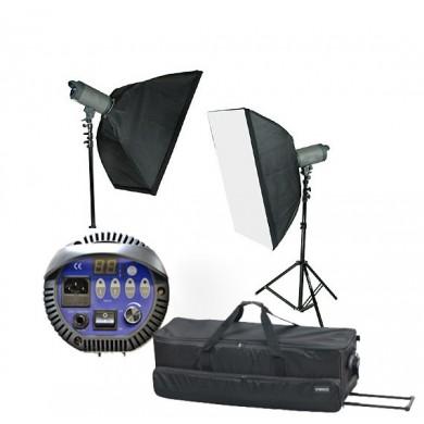 Набор студийного света Arsenal ARS-500/VC (KIT)